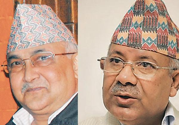 kp-sharma-oli-Madhav-Nepal