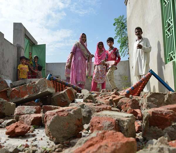 pakistan after indian retaliation