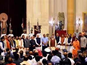 Indian Cabinet