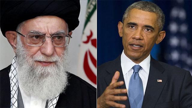Obama vs khamini