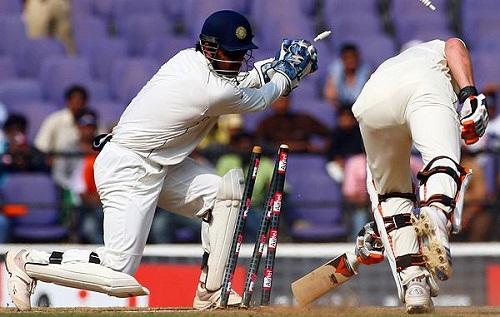 4th Test - India v Australia: Day 5