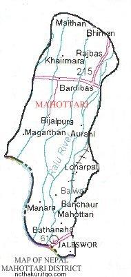 mahottari_district