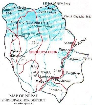 sindhupalchok_district