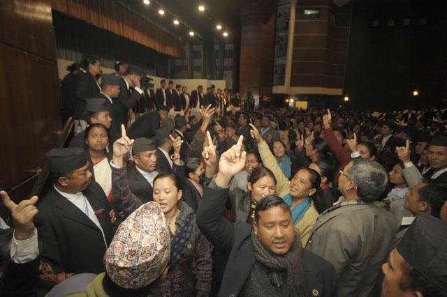 Maoist banda (1)