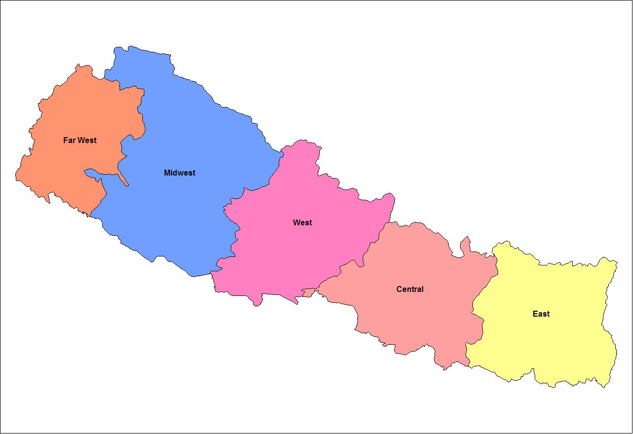 Nepal_development_regions