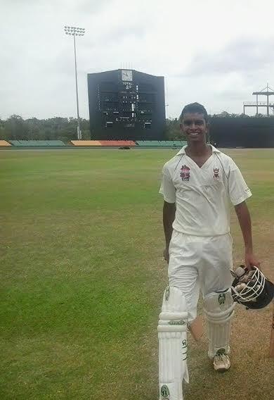 Srilankan player