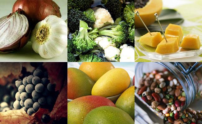 cancer resisting foods