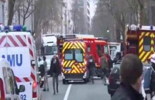 third attack in paris