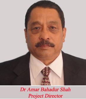 Dr Amar Bahadur Shah
