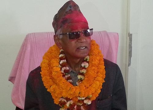Dr Maheshor Man