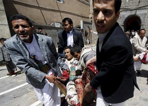 ISIS attack at yemen
