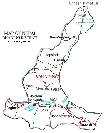 dhading_district