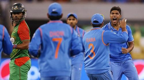 Cricket WCup India Bangladesh