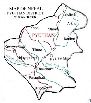 pyuthan_district