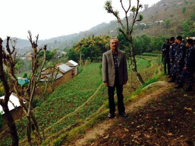 Bhattarai in Ghairang