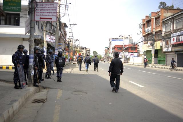 Nepal banda (2)