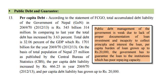 Personal debt 2