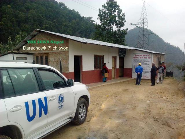 sewa nepal office