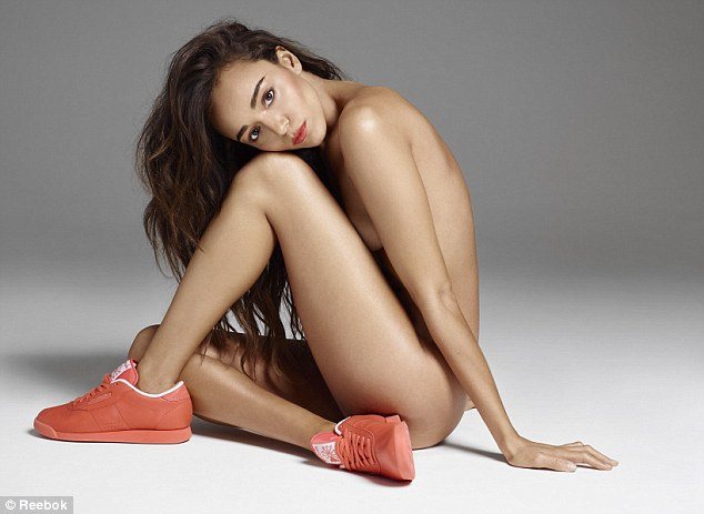Actress-Ashley-Madekwe-strips-completely-naked