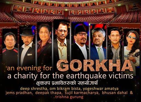 Gorkha Charity London