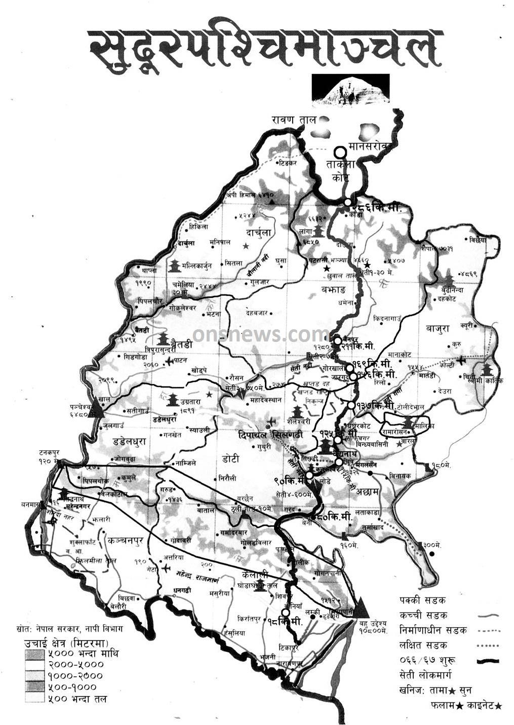 Supa map