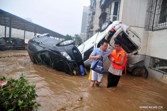 rain in china1