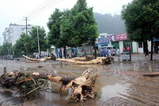 rain in china2