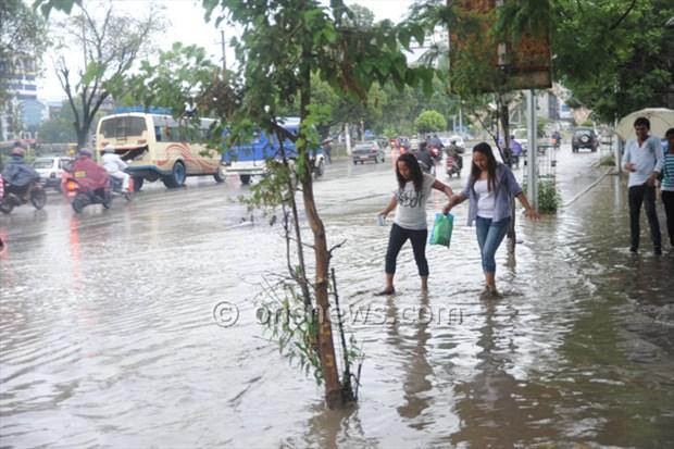 rainfall at ktm3