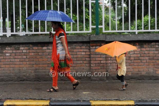rainfall at ktm4