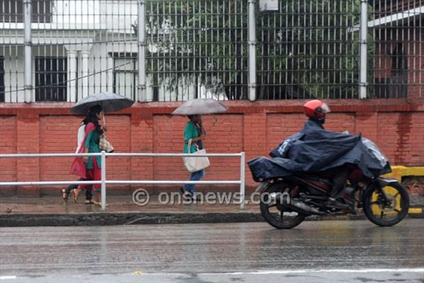 rainfall at ktm5