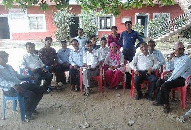 shanta chaudhary at school4