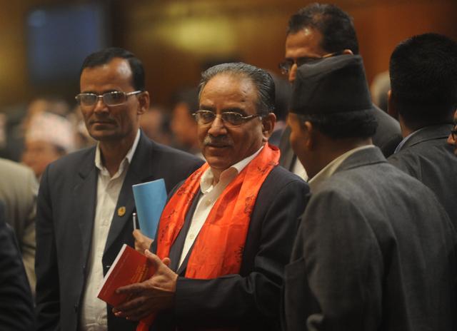 vidhya bhandari become president (2)