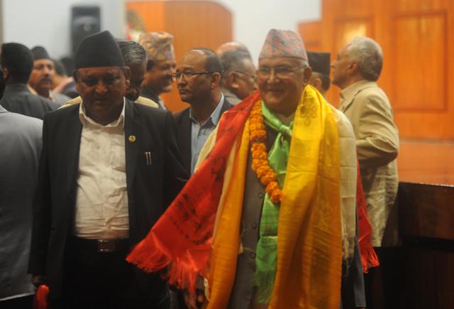 vidhya bhandari become president (9)